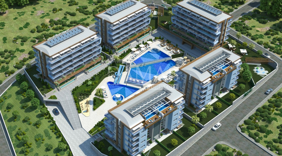 Damas Project D-614 in Antalya - Exterior picture 05