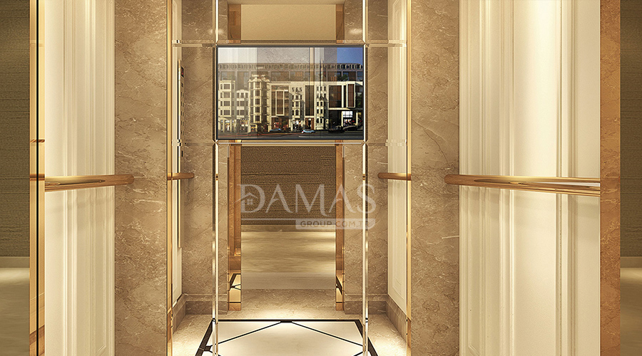 Damas Project D-297 in Istanbul - interior picture  05