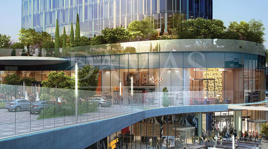 Damas Project D-154 in Istanbul - Exterior picture 05