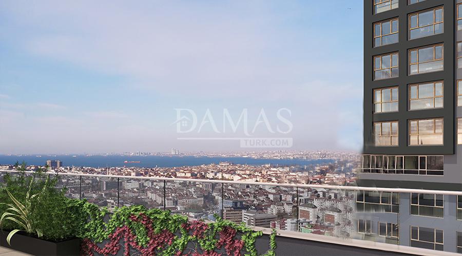 مجمع داماس 270 في اسطنبول - صورة خارجية 05