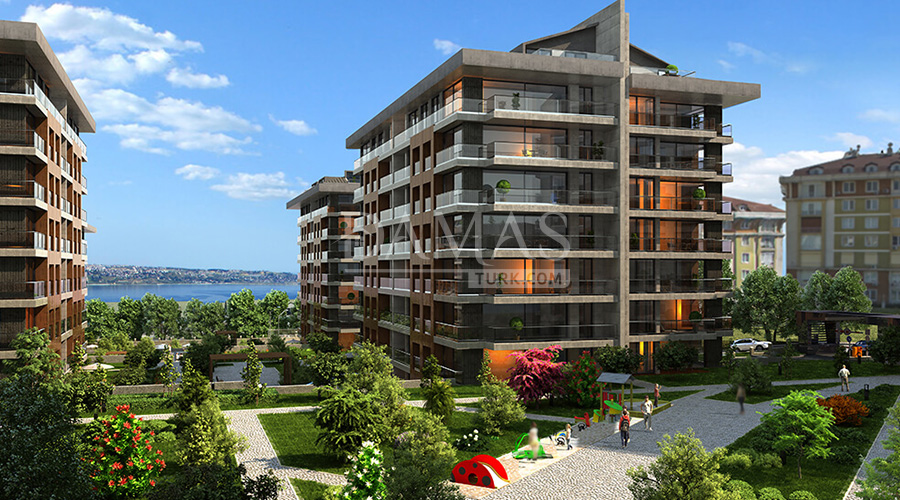 Damas Project D-235 in Istanbul - Exterior picture  05