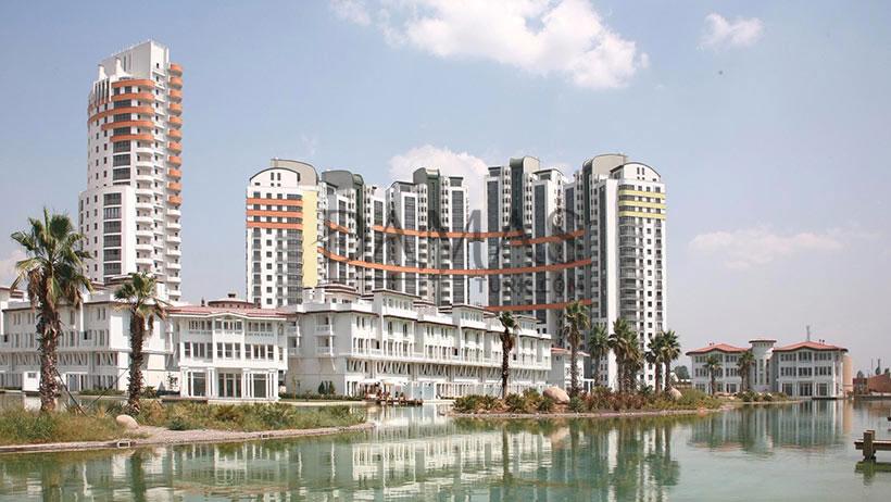 منازل للبيع في بورصة - مجمع مجموعة داماس 206 في بورصة - صورة خارجية 05
