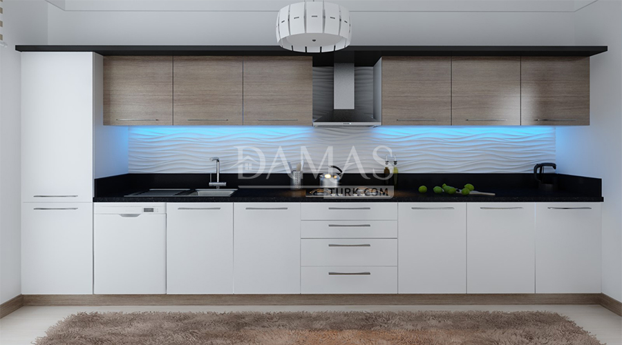 Damas Project D-618 in Antalya - interior picture 05