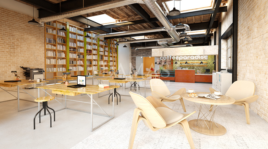 Damas Project D-111 in Istanbul - interior picture 05