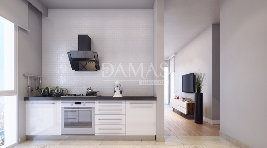 Damas Project D-250 in Istanbul - interior picture 05