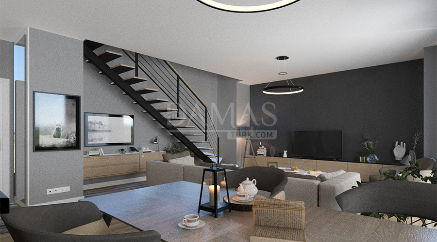 Damas Project D-233 in Istanbul - interior picture  05