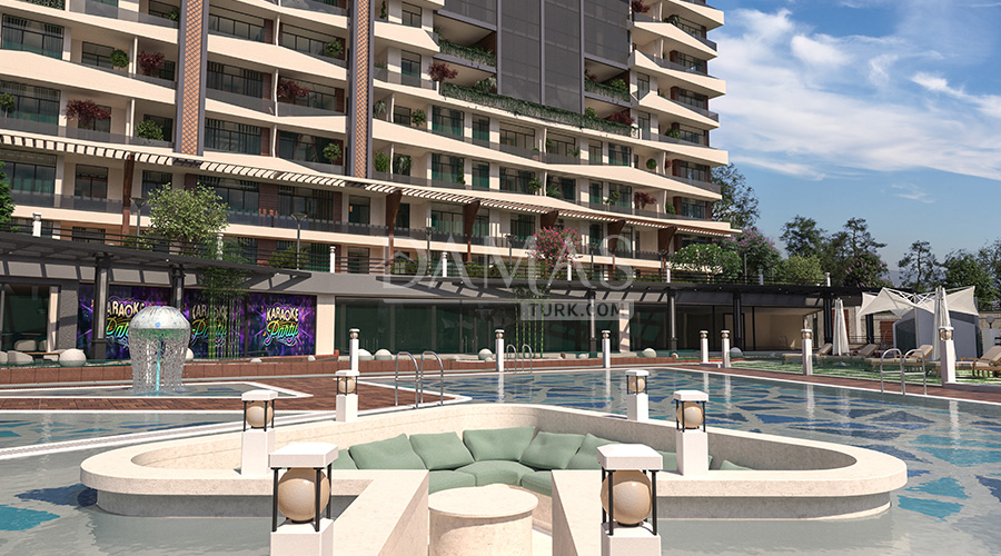 Damas Project D-508 in kocaeli - Exterior picture 05