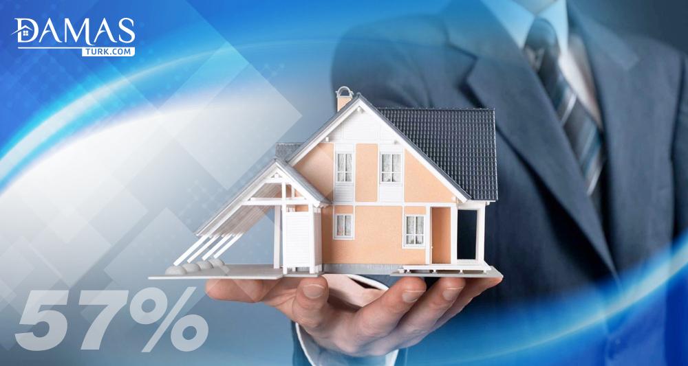 مؤسسة حكومية: ارتفاع معدلات التملك العقاري في تركيا