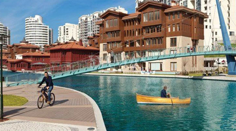 مجمع مجموعة داماس 150 في اسطنبول - صورة خارجية 05