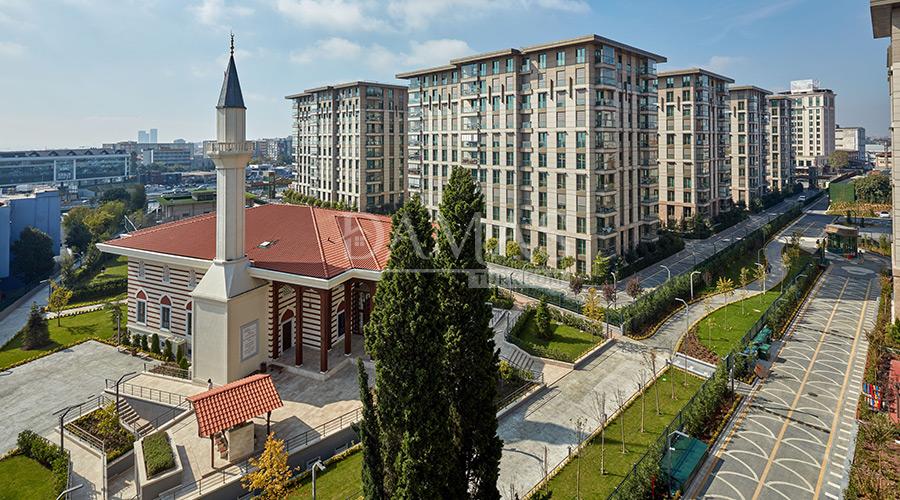 مجمع مجموعة داماس 258 في اسطنبول - صورة خارجية 05