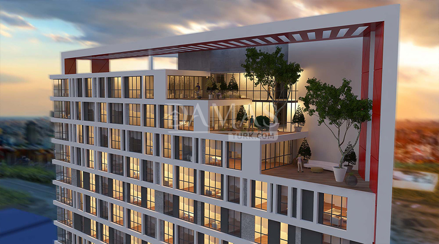 Damas Project D-132 in Istanbul - Exterior picture 05