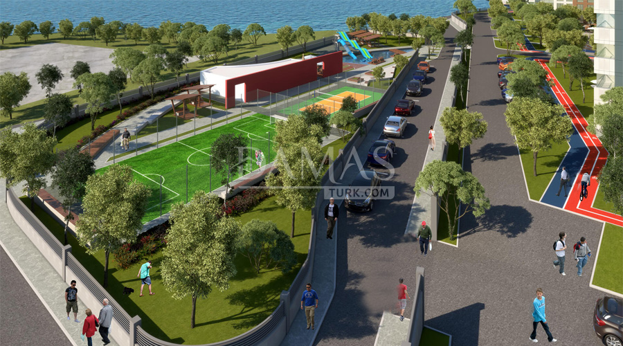 Damas Project D-412 in Trabzon - Exterior picture 05