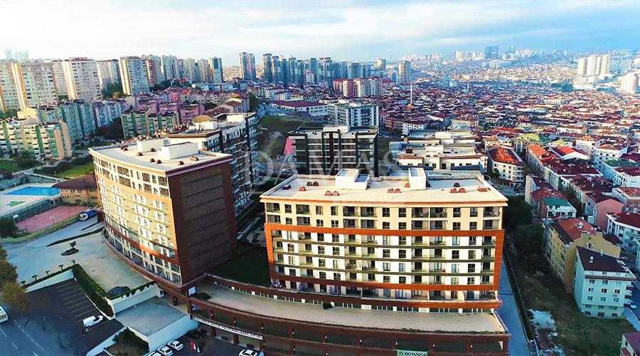 مجمع مجموعة داماس 229 في اسطنبول - صورة خارجية 05