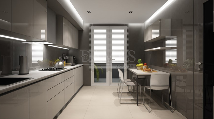 Damas Project D-127 in Istanbul - interior picture 05