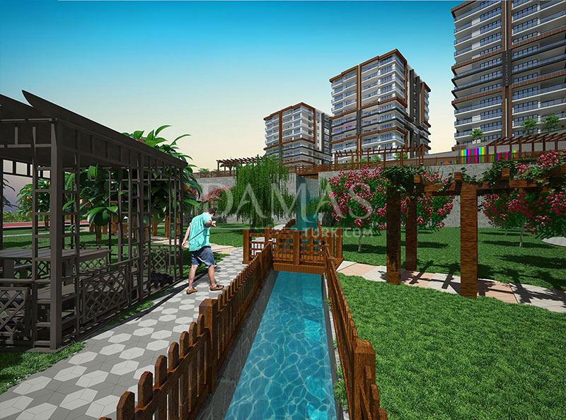 houses for sale Trabzon - Damas 406 Project in Trabzon - exterior picture 05