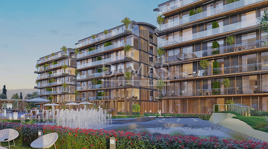 Damas Project D-607 in Antalya - Exterior picture 05