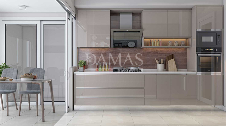 Damas Project D-109 in Istanbul - interior picture 05
