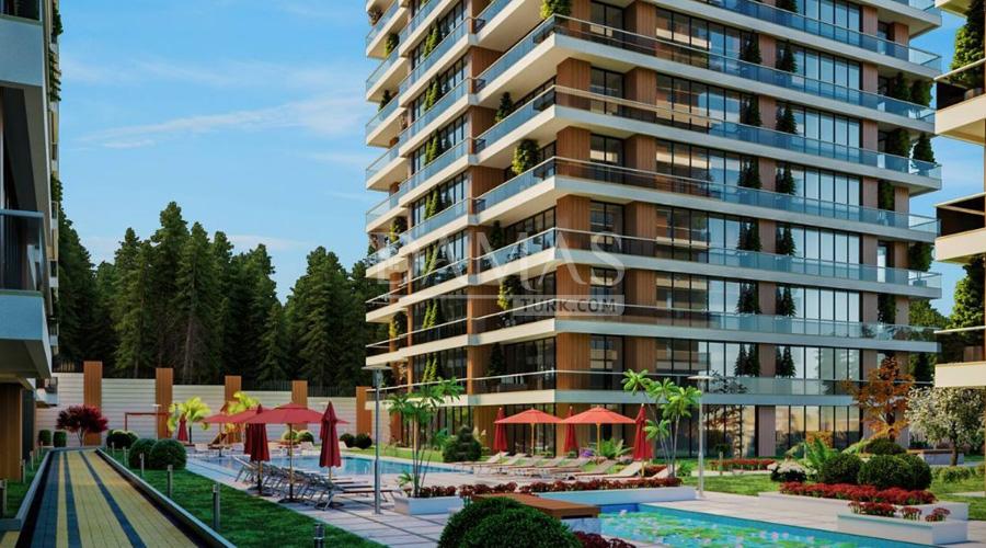 Damas Project D-318 in Bursa - Exterior picture 05