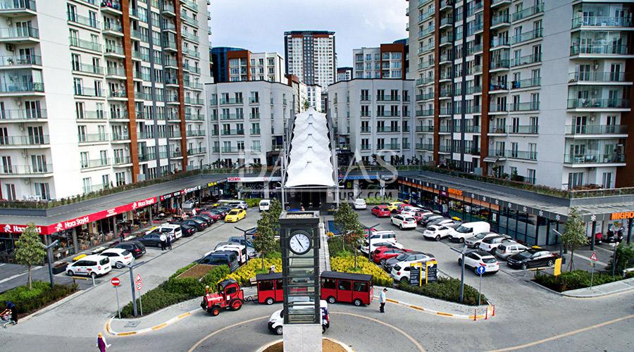 مجمع مجموعة داماس 159 في اسطنبول - صورة خارجية 05