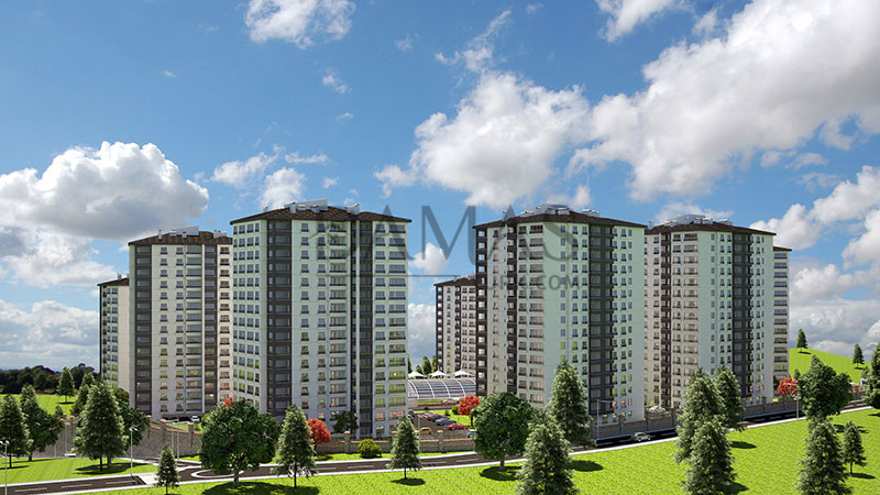 investment Trabzon - Damas 405 Project in Trabzon - exterior picture 05