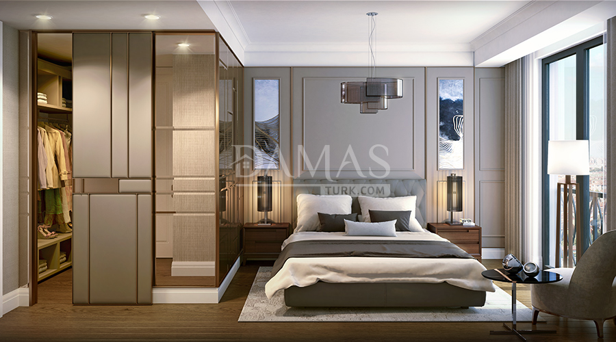 Damas Project D-281 in Istanbul - interior picture 05