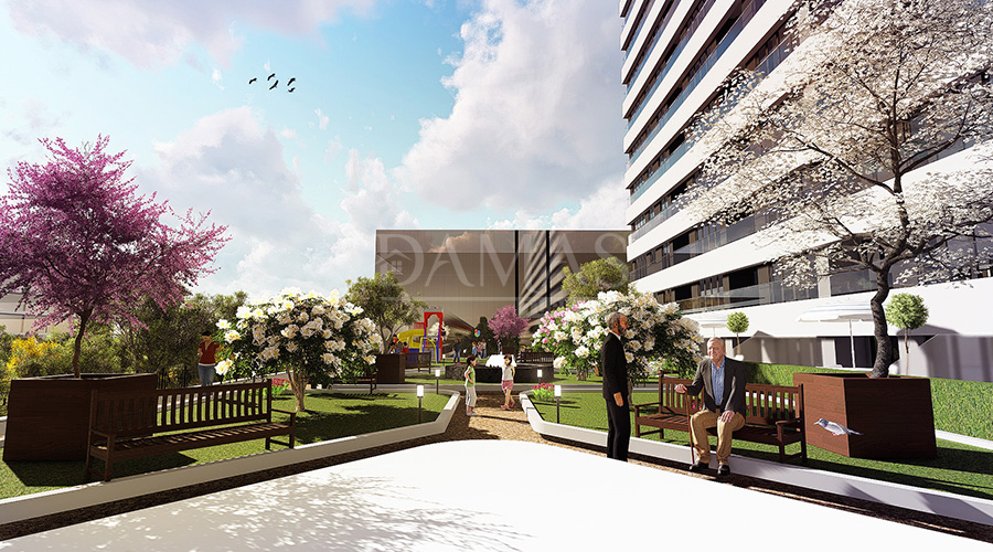 Damas Project D-197 in Istanbul - Exterior picture  05