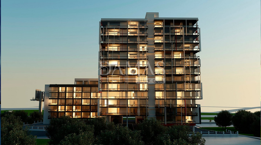 Damas Project D-701 in Ankara - Exterior picture 05
