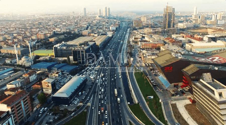 مجمع مجموعة داماس 259 في اسطنبول - صورة خارجية 05