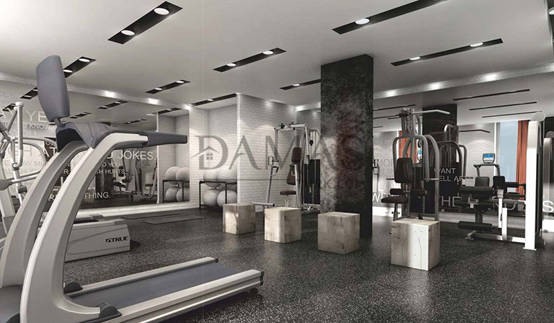 investment Trabzon - Damas 405 Project in Trabzon - Interior picture 05