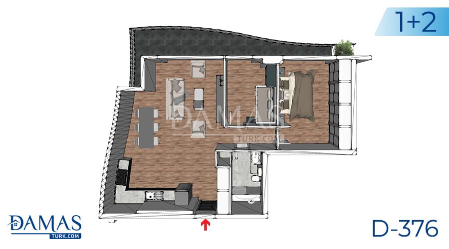مجمع داماس 376 في يلوا - صورة مخطط 05