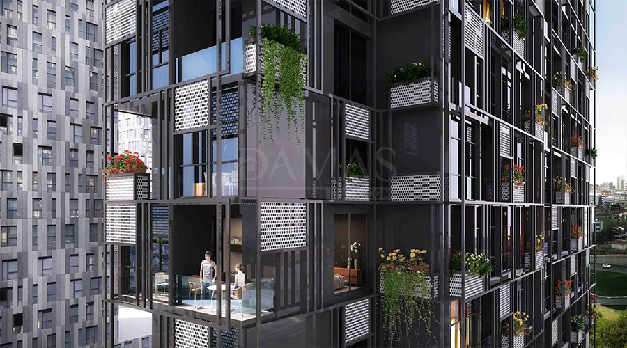 Damas Project D-135 in Istanbul - Exterior picture 05