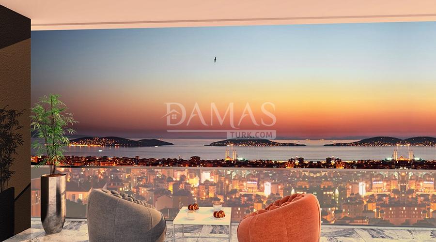 مجمع داماس 287 في اسطنبول - صورة خارجية 05