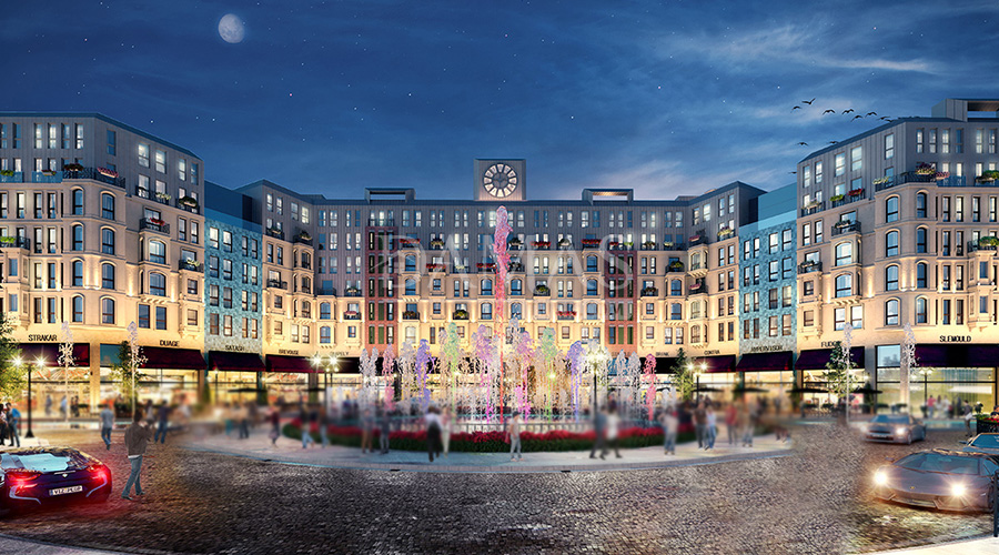 Damas Project D-145 in Istanbul - Exterior picture 06