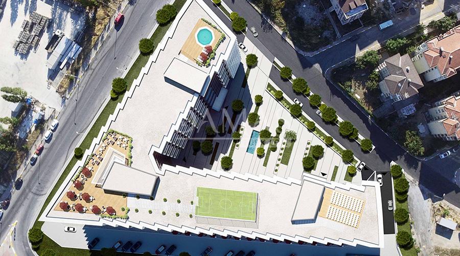مجمع مجموعة داماس 180 في اسطنبول - صورة خارجية 06