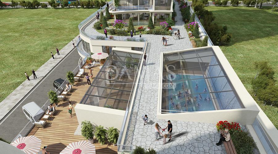 مجمع ديماس 196 في اسطنبول - صورة خارجية 06