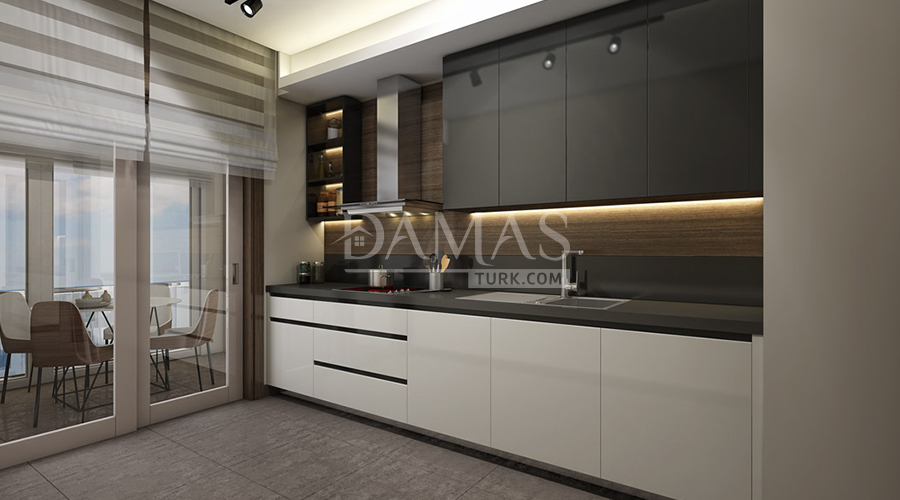 Damas Project D-273 in Istanbul - interior picture 06