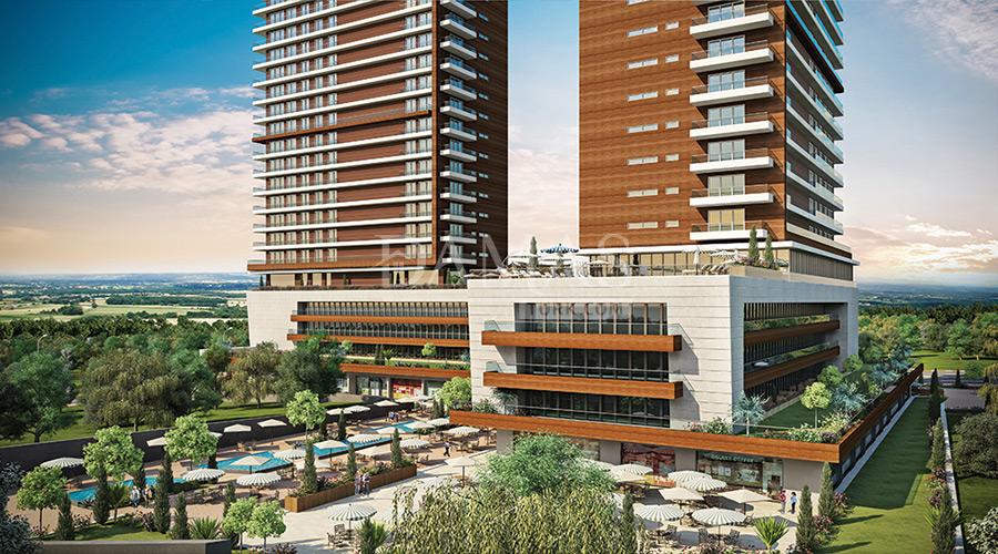 مجمع مجموعة داماس 141 في اسطنبول - صورة خارجية 06