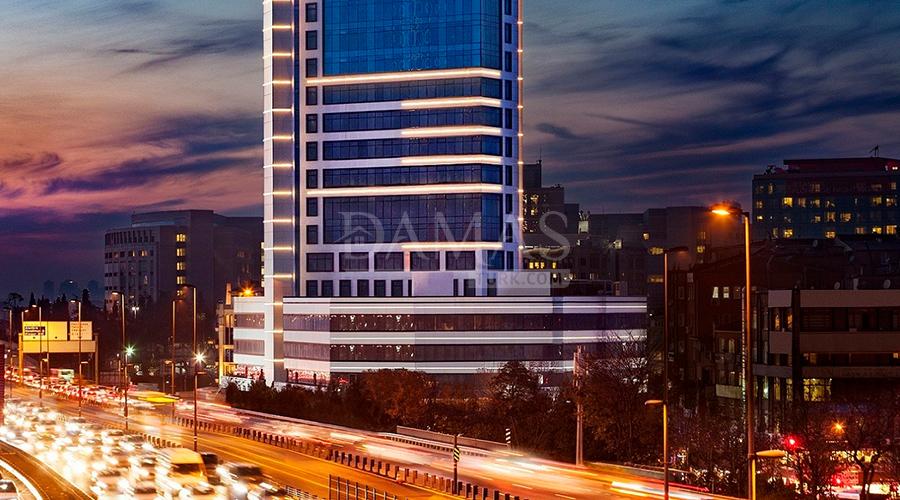 مجمع مجموعة داماس 183 في اسطنبول - صورة خارجية 06