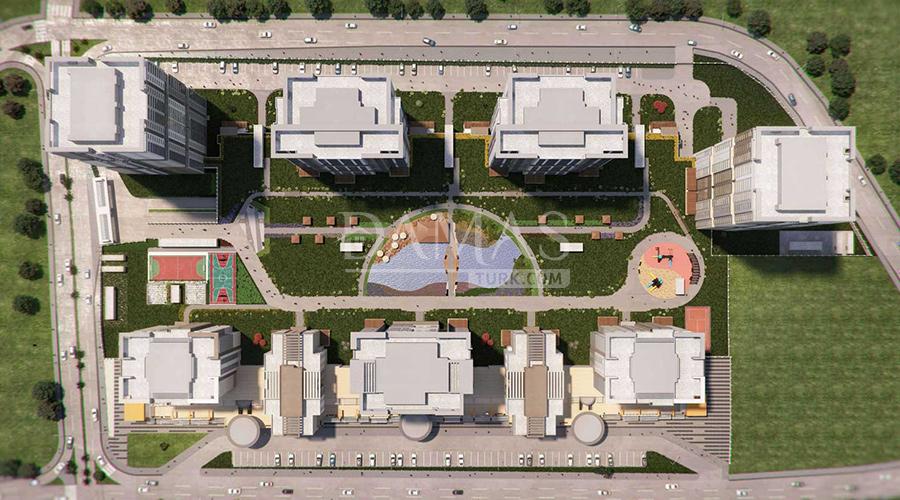 مجمع مجموعة داماس 109 في اسطنبول - صورة خارجية 06
