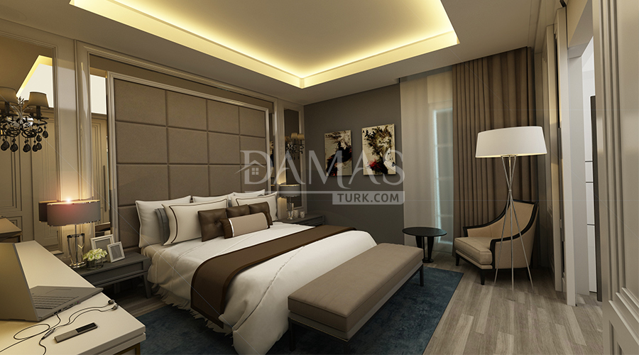 Damas Project D-617 in Antalya - interior picture 06