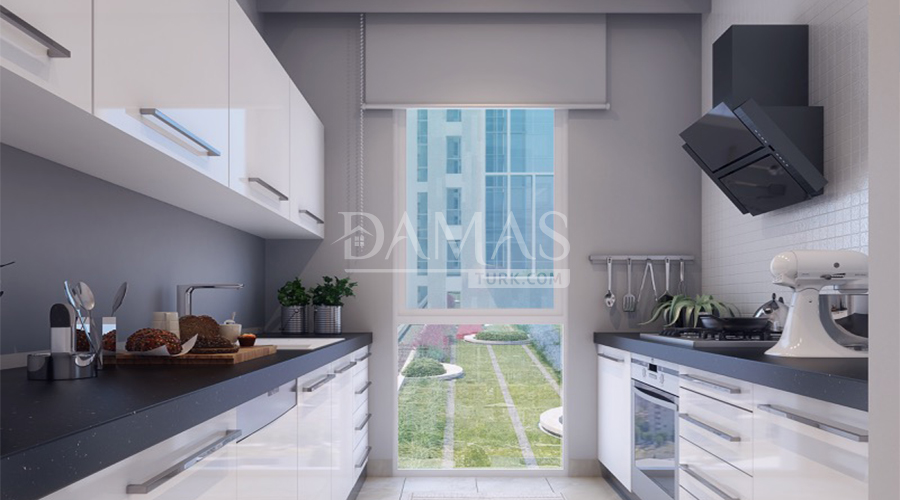 Damas Project D-250 in Istanbul - interior picture 06
