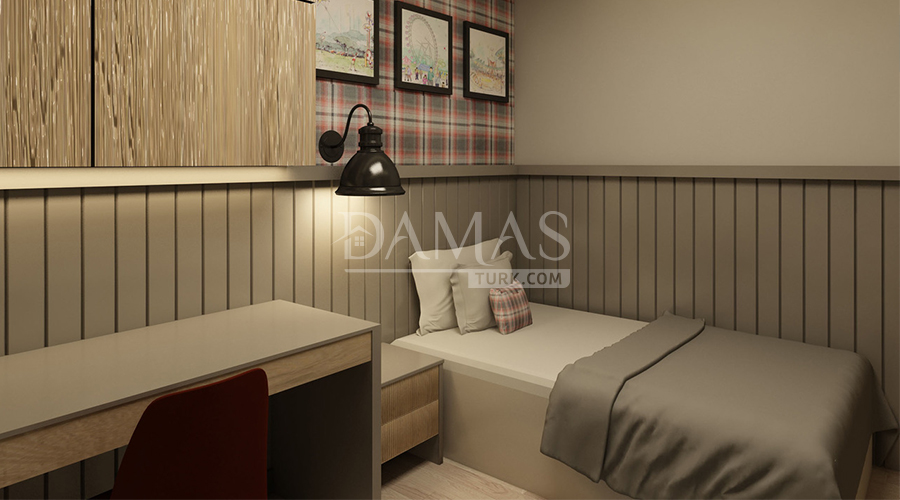 Damas Project D-613 in Antalya - interior picture 06