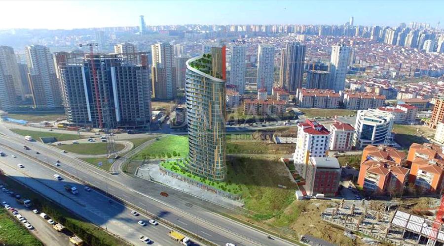 مجمع مجموعة داماس 124 في اسطنبول - صورة خارجية 06