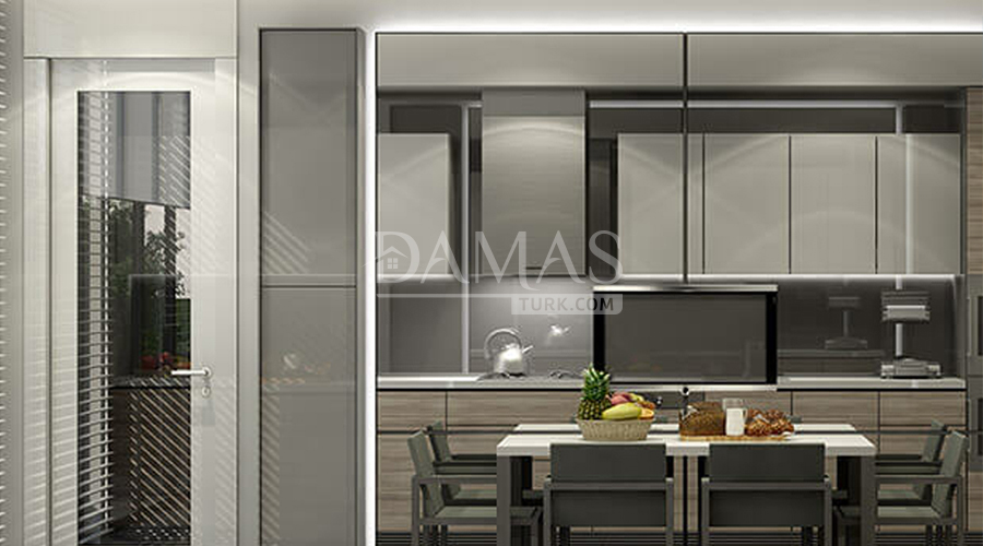 Damas Project D-118 in Istanbul - interior picture 06