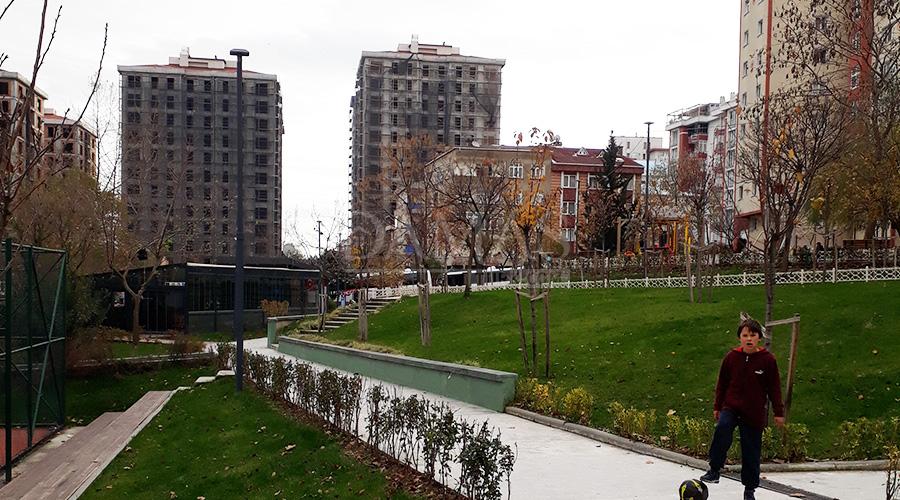 مجمع مجموعة داماس 230 في اسطنبول - صورة خارجية 06