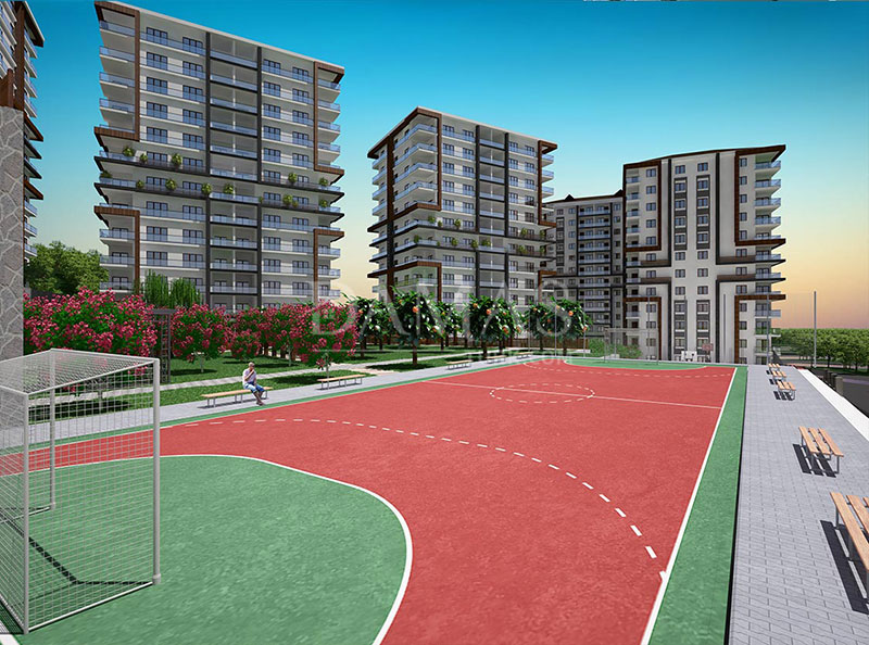 houses for sale Trabzon - Damas 406 Project in Trabzon - exterior picture 06