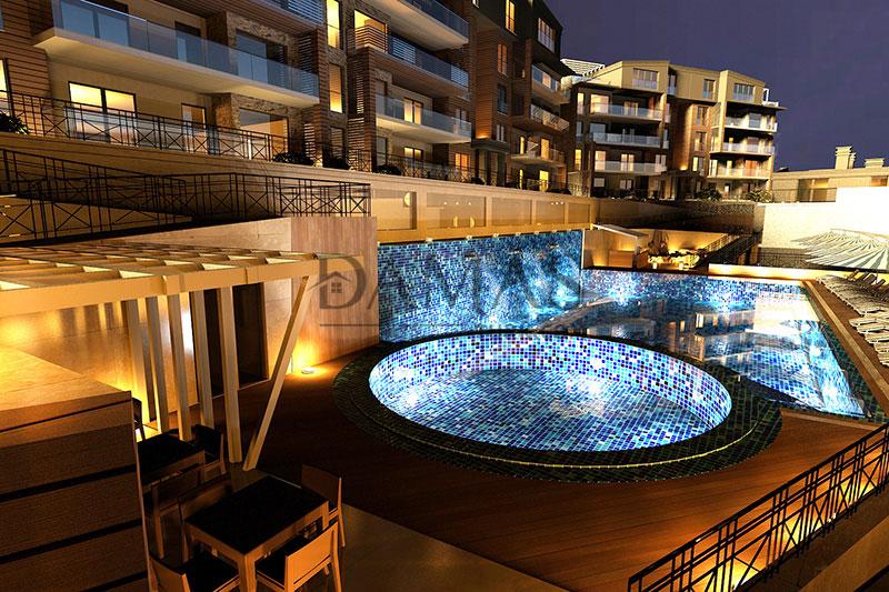الاستثمار في بورصة - مجمع مجموعة داماس 205 في بورصة - صورة خارجية 04