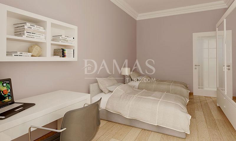 عقارات بورصة - مجمع مجموعة داماس 202 في بورصة - صورة داخلية 06