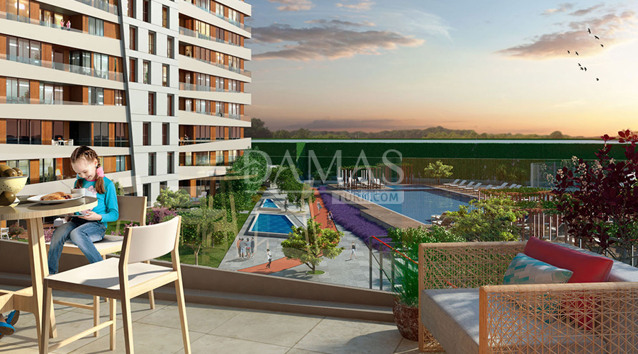 Damas Project D-163 in Istanbul - Exterior picture 06
