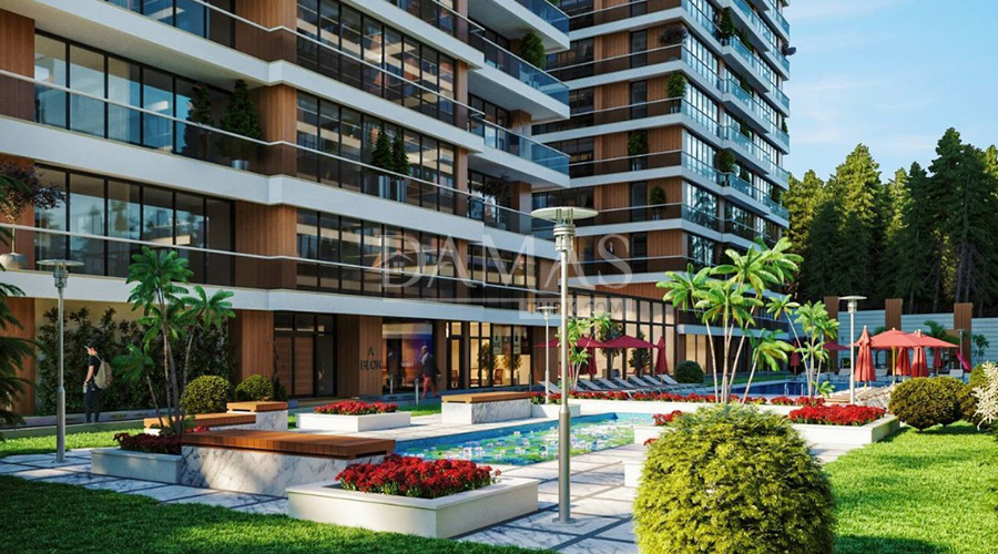 Damas Project D-318 in Bursa - Exterior picture 06
